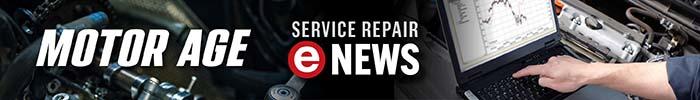 Motor Age Service Repair eNewsletter