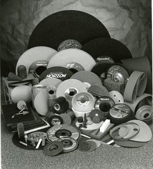 Units manufactory abrasive tool, abrasive materials