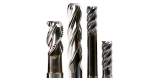 MAPAL expanded its OptiMill portfolio of high-performance milling cutters for aluminum and steel machining.