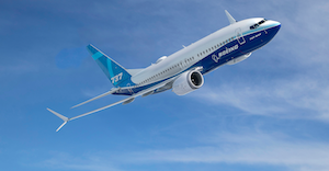 3 Boeing Blue737 Max 800