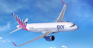 A320neo Skyexpress 800