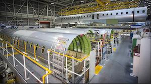 Bombardier Aerostructures Belfast Factory 800