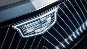 Cadillac Lyriq Grill 800