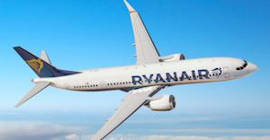 Boeing737 Max Ryanair K66688 1540