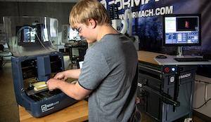 Np Tormach Xs Tech On Workbench 800