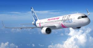 Airbus A321 Xlr 1540