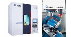 Romi Dcm Hybrid5 Axis Vmc 800