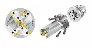 The unique design of the FBX flat-bottom drill directs cutting forces into the machine spindle, minimizing deflection while increasing tool life and metal removal rates.