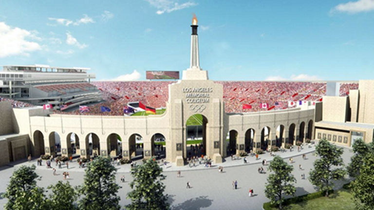 University of Southern California plans massive renovation of Los Angeles  Coliseum | American School & University