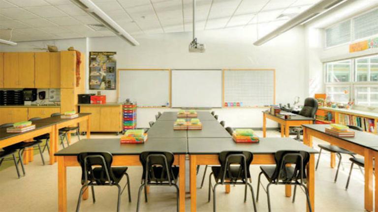 Green School Steps | American School & University