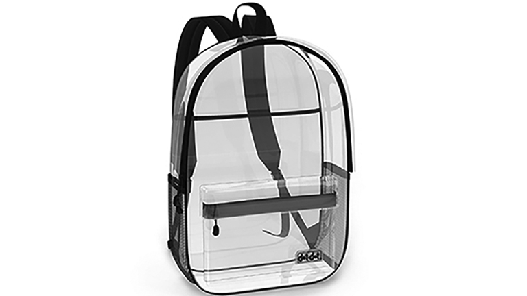 Texas District Mandates Clear Backpacks