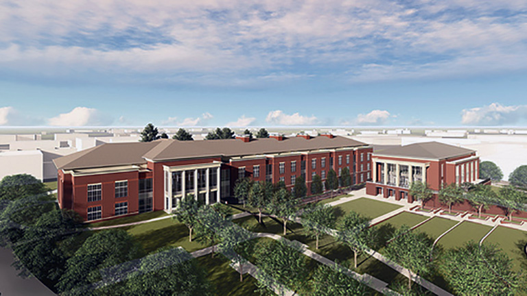 Classroom Facility And Dining Hall To Be Built At Auburn University American School University