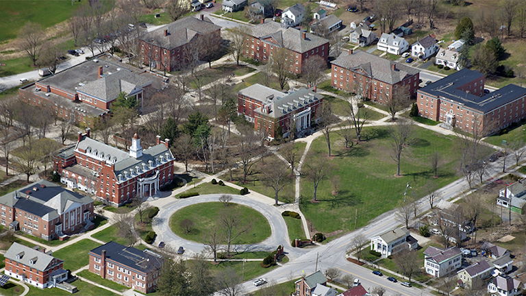 Green Mountain College >> Former College Campus For Sale In Vermont American School