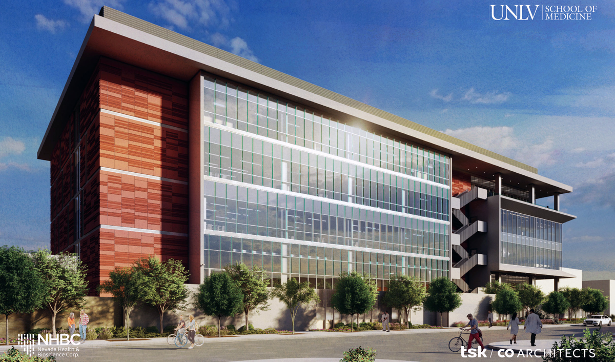 Unlv Breaks Ground On Medical School Building American School University Boil things down with filters to refine your unlv textbook buyer results and enhance your search experience. unlv breaks ground on medical school