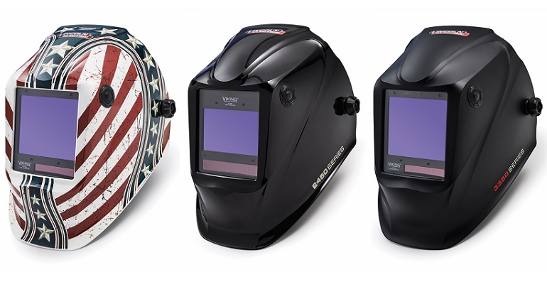 Lincoln Electric Launches Next Generation Welding Helmets Bulk Transporter
