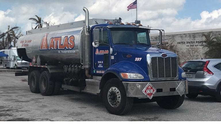 Atlas Oil Wins Usps Contract Bulk Transporter