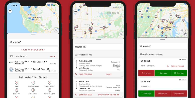 Trucker Tools App 1