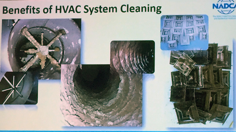 A Clean Hvac System Is An Efficient Contracting Business