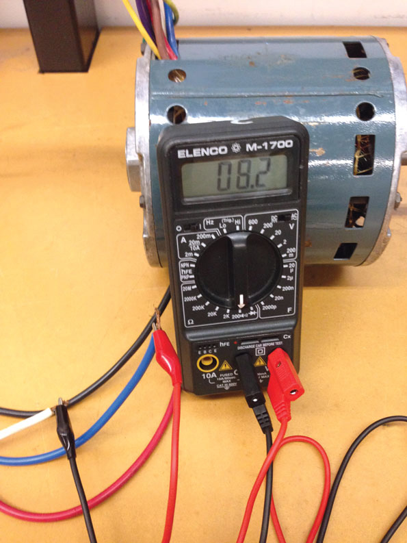 Service Clinic: Why and How to Test HVAC Blower Motors | Contracting  BusinessContracting Business