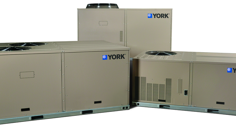 York Direct Fit HVAC Rooftop replacement units