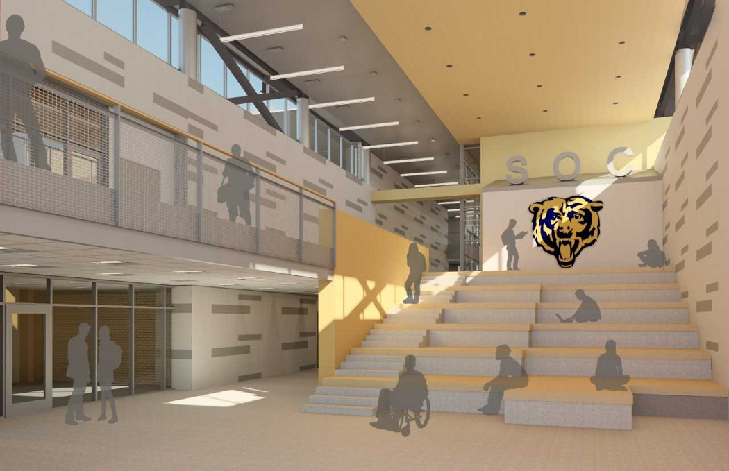 Kai Selected Architect For Renovations To Dallas High School Contracting Business