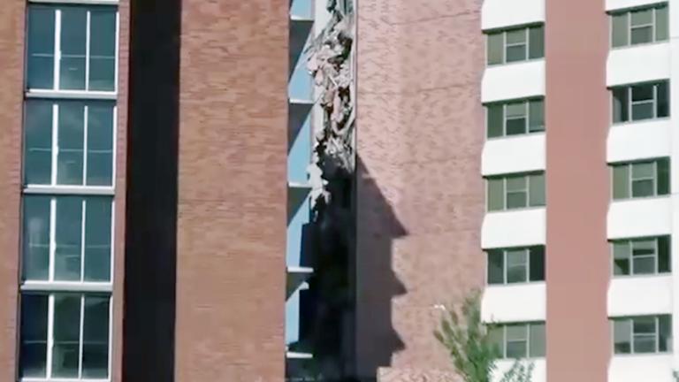 unr argenta hall explosion