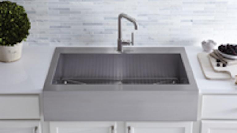 Vault Stainless Steel Kitchen Sink Contractor