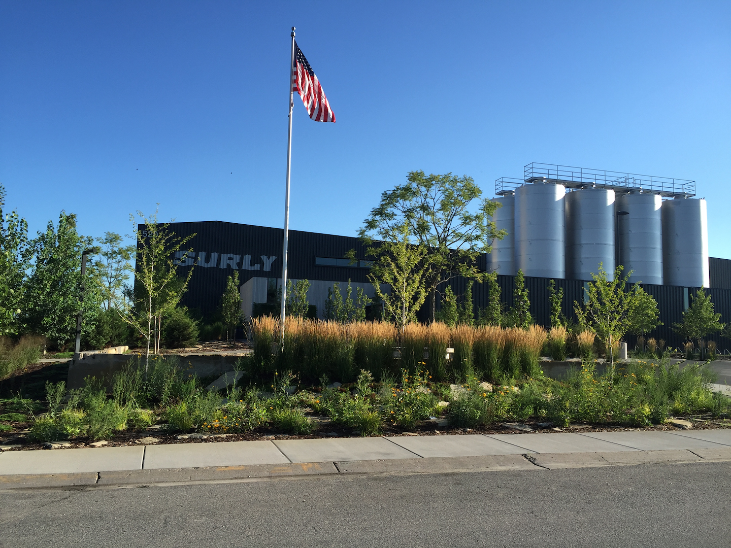 The Surly Brewing Co. in Minneapolis.