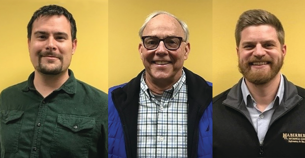 Haberberger Welcomes Three New Employees