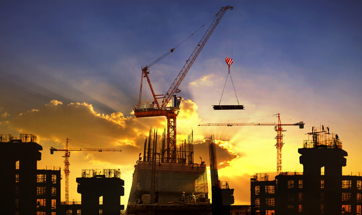 Nonresidential Construction Spending Stabilizes in January