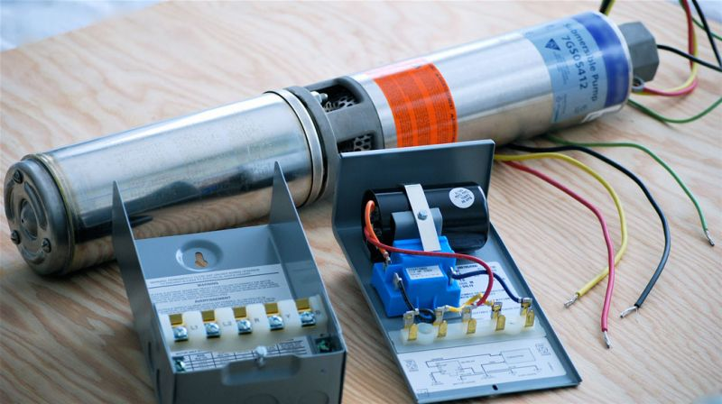 Troubleshooting Residential Submersible Pump Systems Ec M