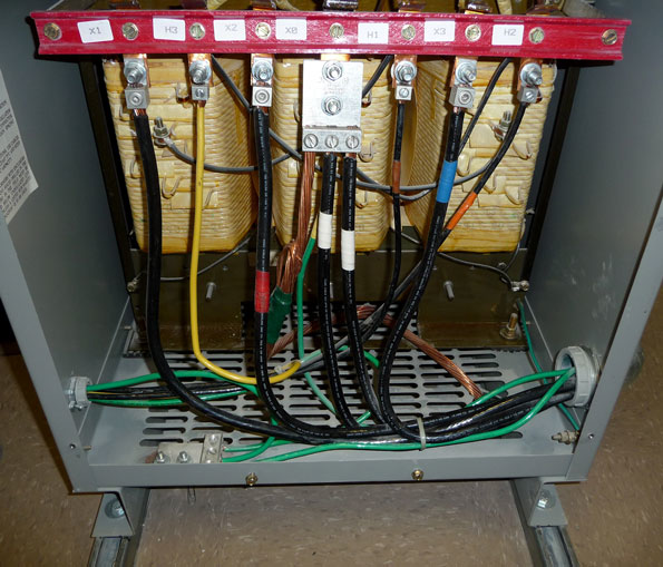 480 volt transformers wiring up the basics of bonding and grounding transformers ec m  bonding and grounding transformers