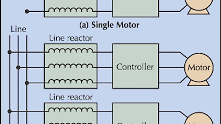 Line Reactors and VFDs | EC&M