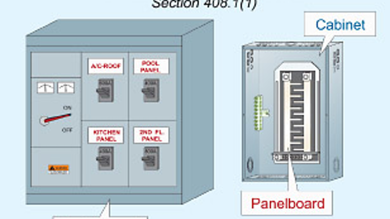 [DIAGRAM_38IU]  Switchboards and Panels   EC&M   Delta 3 Phase Panelboard Wiring Diagram      EC&M