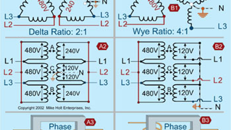 Understanding The Basics Of Wye Transformer Calculations Ec M