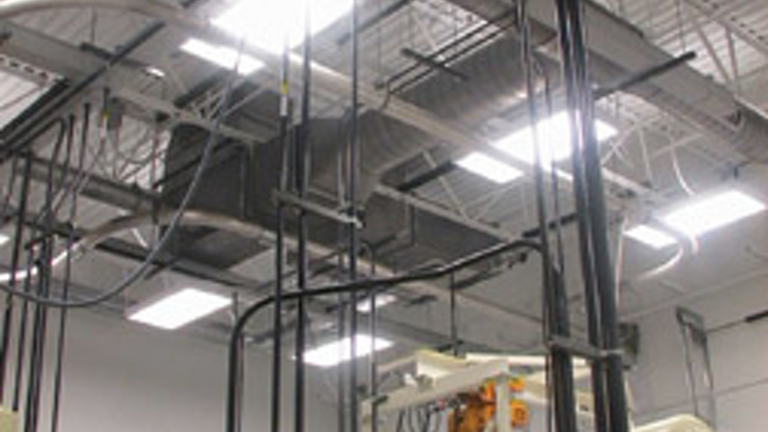 Conduit Or Cable Tray Ec M