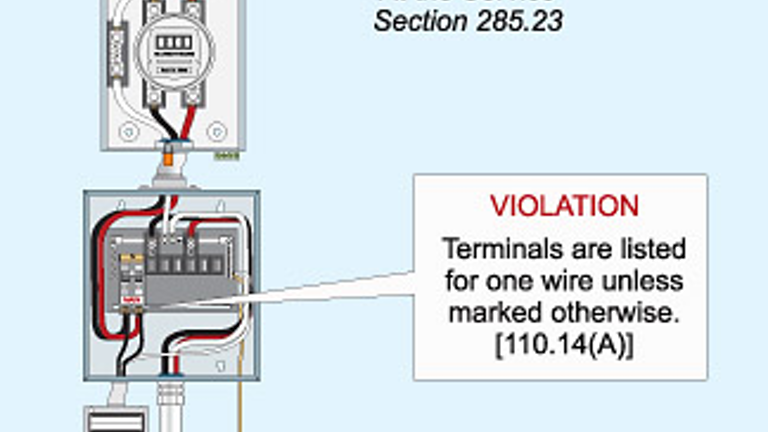 Surge Suppression Devices | EC&M | Tvss Wiring Diagram |  | EC&M
