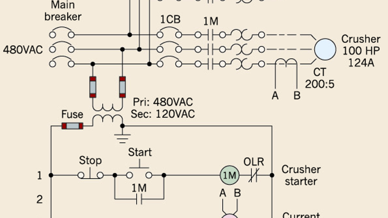the basics of current-sensing relays | ec&m  ec&m