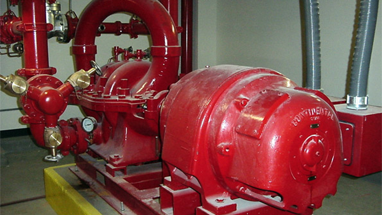 Nec Rules For Fire Pumps Ec M