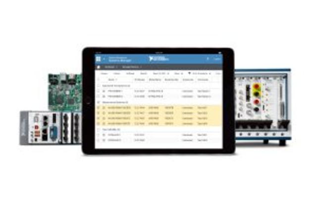 LabVIEW, InstrumentStudio, SystemLink, FlexLogger take