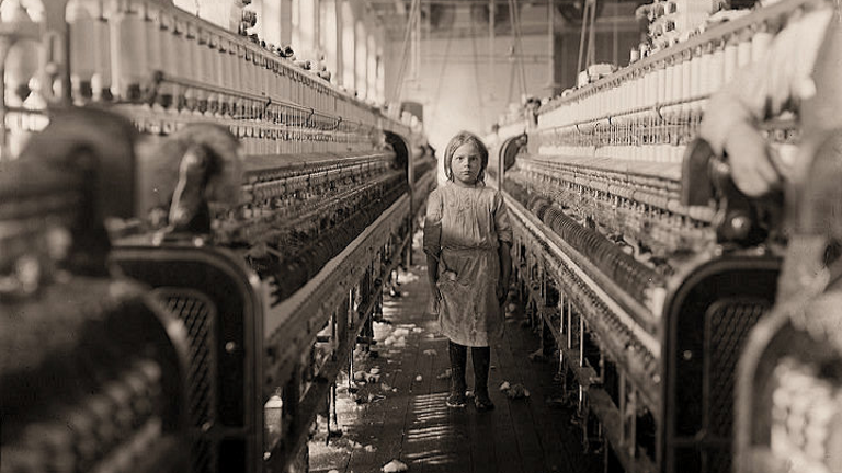 The Photographs of Lewis Hine: The Industrial Revolution and Child Laborers  [Photo Gallery] | EHS Today