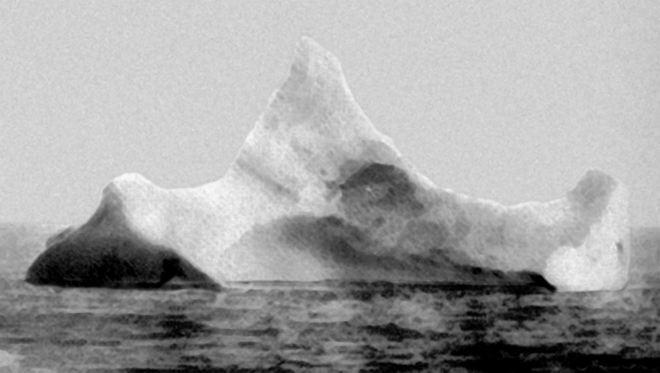 Ehstoday 4875 Titanic Iceberg