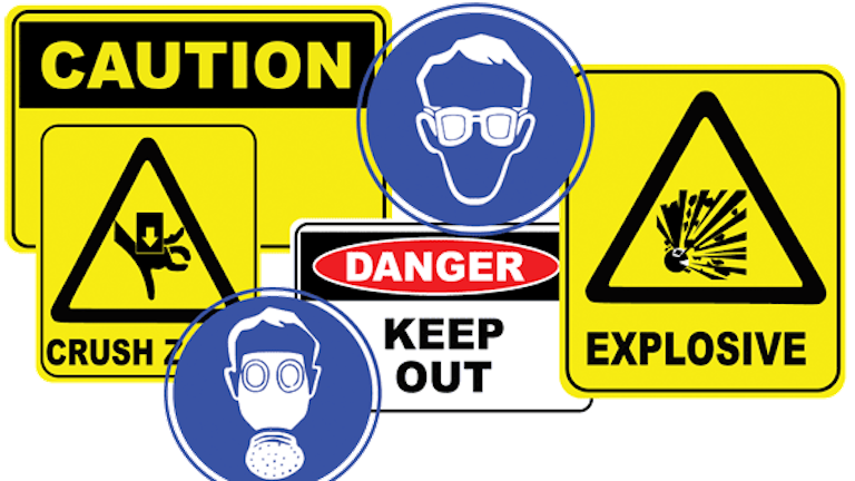 Write It and Light It: Signs, Labels and Lighting for a Safe and Productive  Workplace | EHS Today
