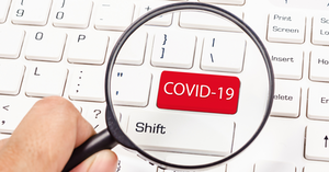 Covid Keyboard