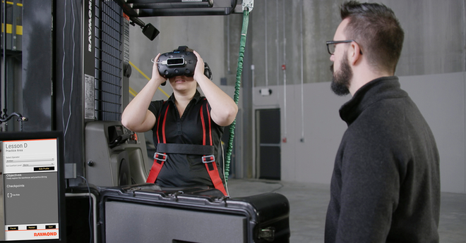 VR instructional tools can help attract new talent to the industry.