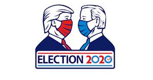 Trump V Biden With Masks