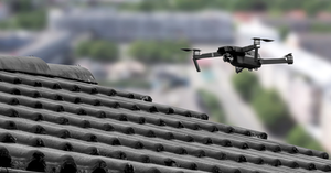 Drone Inspection Roof