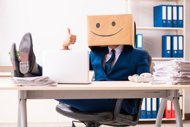 Happy Employee Elnur