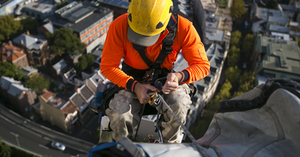 Most Dangerous Jobs Safety Harness