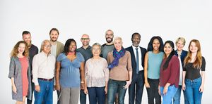 Diverse People Rawpixelimages
